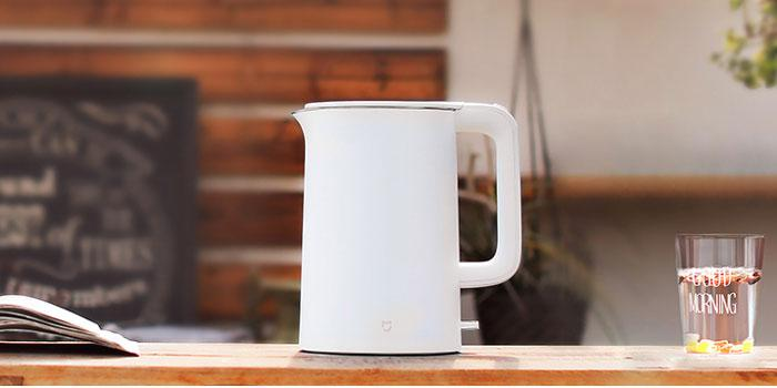Xiaomi Kettle with large litre capacity