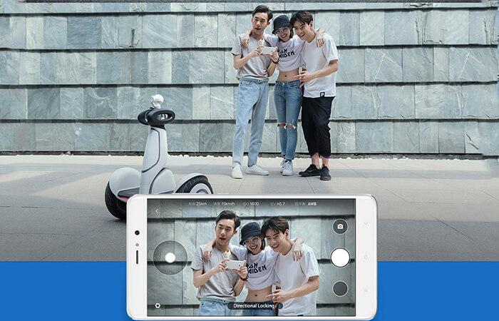 1080P resolution of Xiaomi 1080P HD Pan-tilt Camera