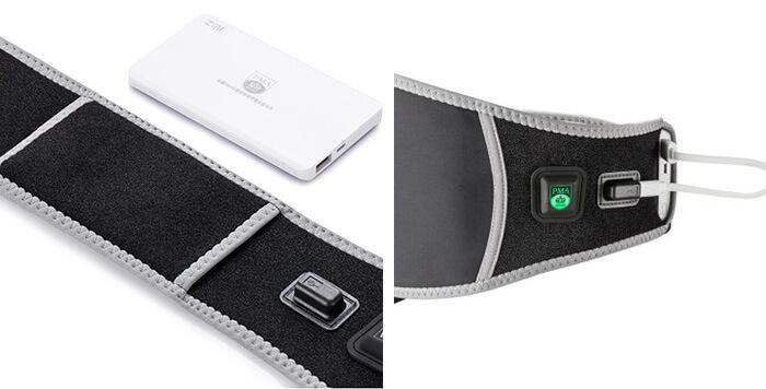 Xiaomi PMA Graphene Therapy Belt power supply