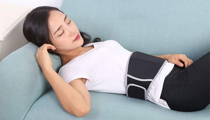 Xiaomi PMA Graphene Therapy Belt is easy to wear