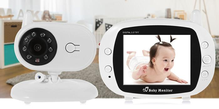 What is a baby monitor and 5 best baby monitors for new parents in 2019 |  GearBest Blog