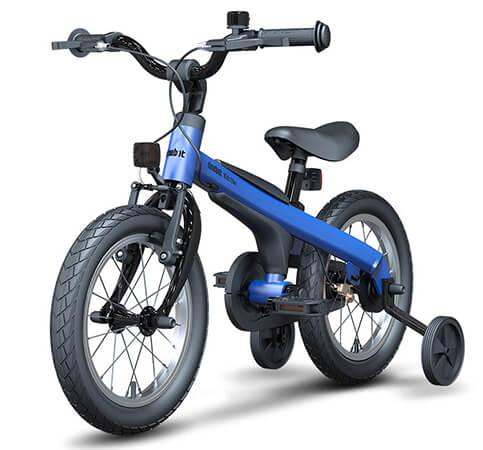 Xiaomi Ninebot kids sport bike design