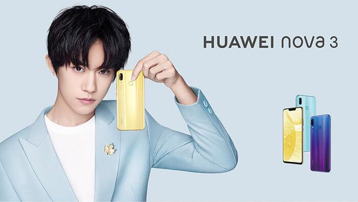 HUAWEI nova 3 is coming, the specs, feature, configuration