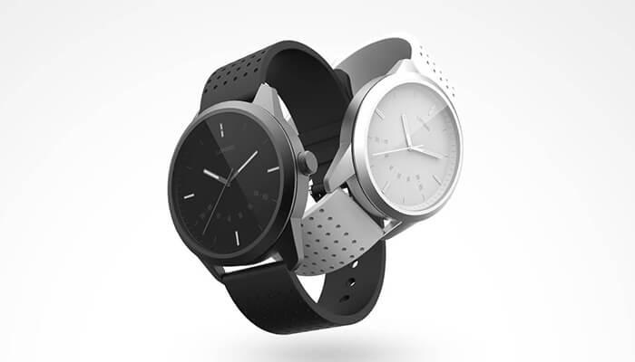 Lenovo watch 9 black and white