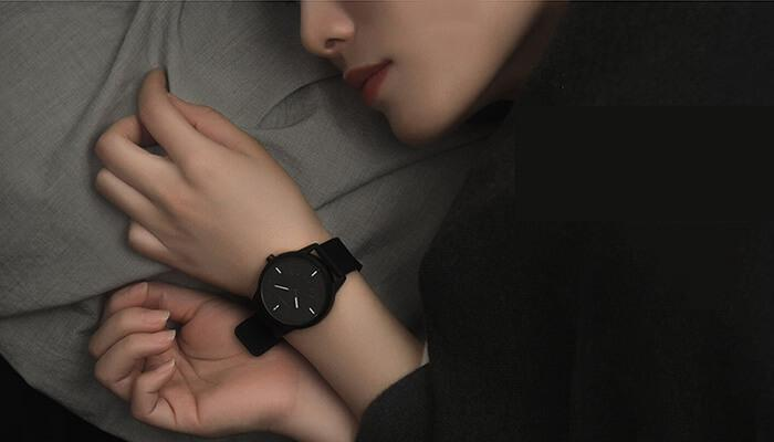 the sleep monitor function on Lenovo Watch 9