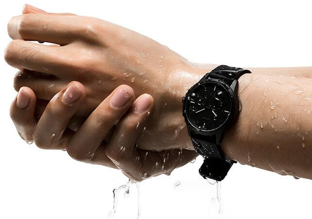 the 50m waterproof grade on Lenovo Watch 9