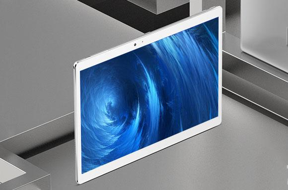 the minimalistic look of Teclast T20 4G phablet