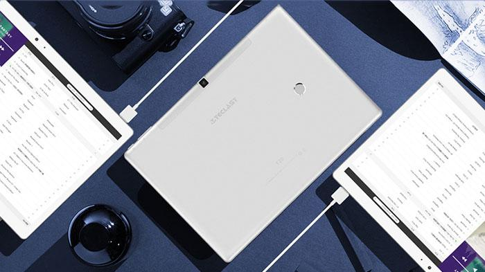 the battery of Teclast T20 4G phablet