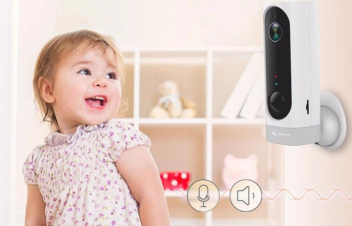 Adorbee A1 smart WiFi IP camera review: wire-free security for your