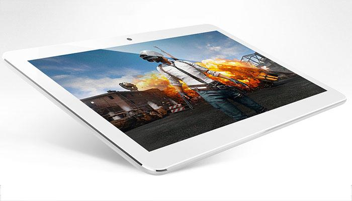 the design of Onda X20 4G tablet