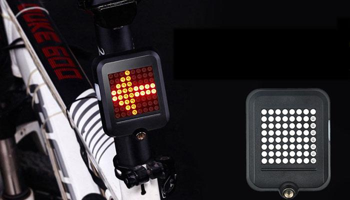 the design of intelligent bicycle direction indicator light