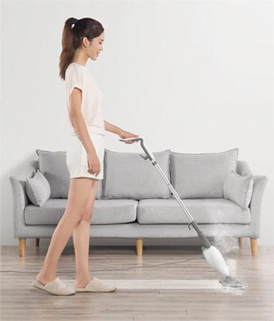 Deerma High Temperature Sterilization Steam Mop from Xiaomi youpin