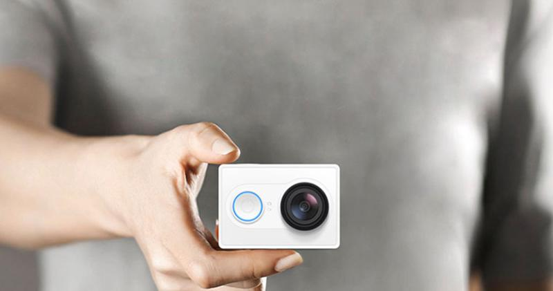 8 common solvable problems: XiaoMi Yi sports action camera
