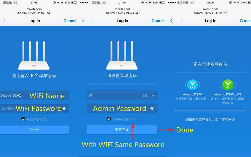 Xiaomi Mi WiFi router 3 FAQ -- tips & tutorials | GearBest Blog
