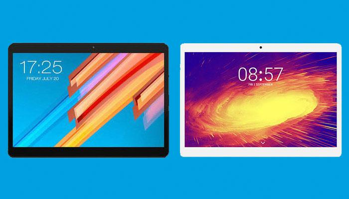 ALLDOCUBE M5S and ALLDOCUBE M5: powerful large screen tablets for