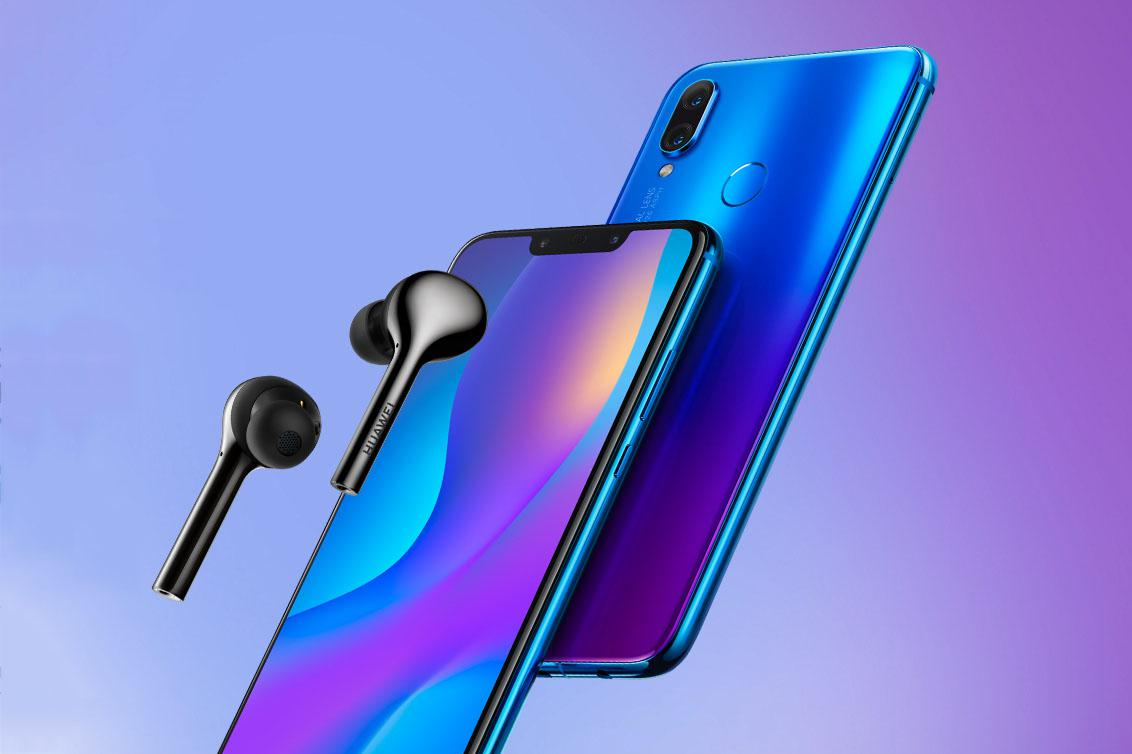 Huawei Nova 3i vs  Huawei Nova 3e: two very similar phones are