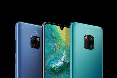 Huawei Mate 20 vs  Huawei Mate 20 Pro: new flagships with a lot in