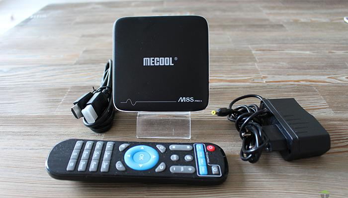 MECOOL M8S Pro+ TV box ROM firmware pack | Download