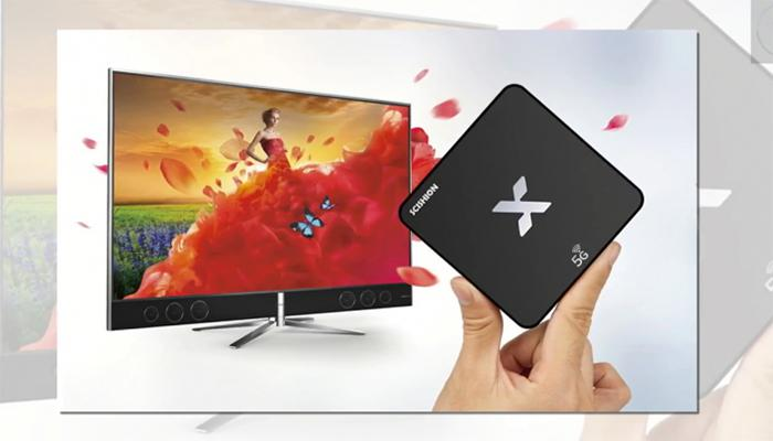 SCISHION Model X TV Box ROM firmware pack | Download