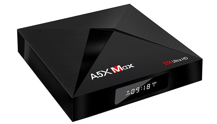 A5X Max RK3328 TV box ROM firmware pack | Download