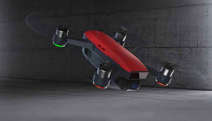 the controller of DJI Spark <strong></strong>