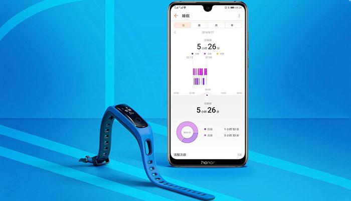 HUAWEI Honor Band 4 Running version user guide | GearBest Blog