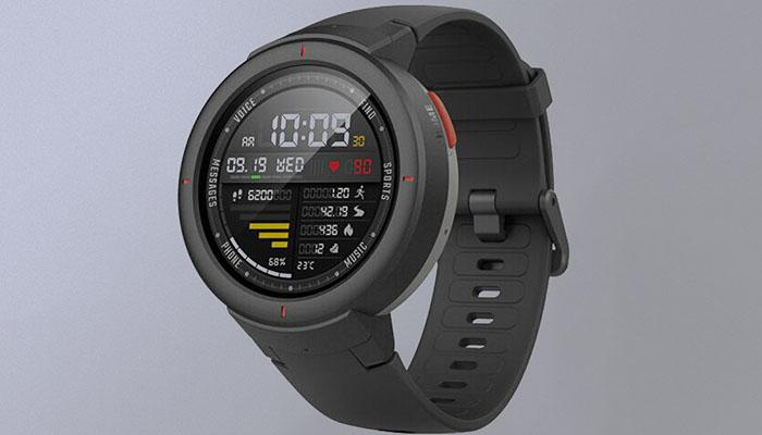 Xiaomi Huami Amazfit Verge smart watch review: built for