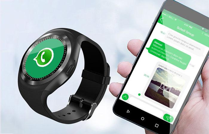 Alfawise Y1 smart phone watch review: a watch, a phone and a fitness