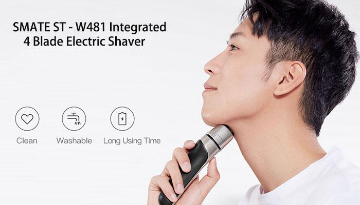 SMATE ST - W481 electric shavor,