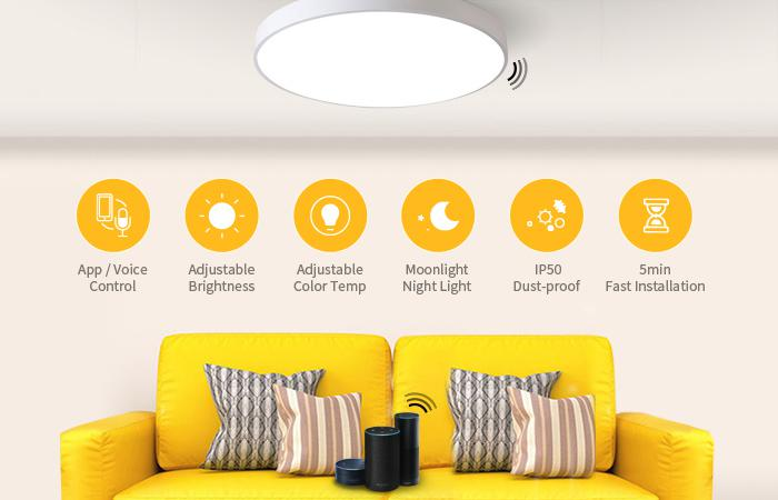 Utorch UT30 + review: Best budget smart ceiling light for