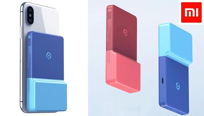 Xiaomi wireless mobile power bank