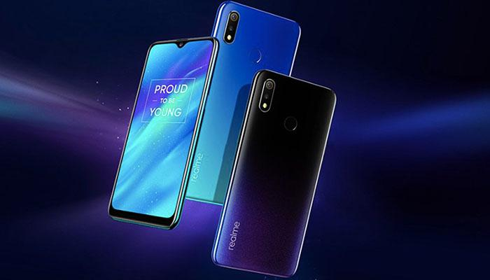 OPPO Realme 3 was released in India: coming with a waterdrop notch