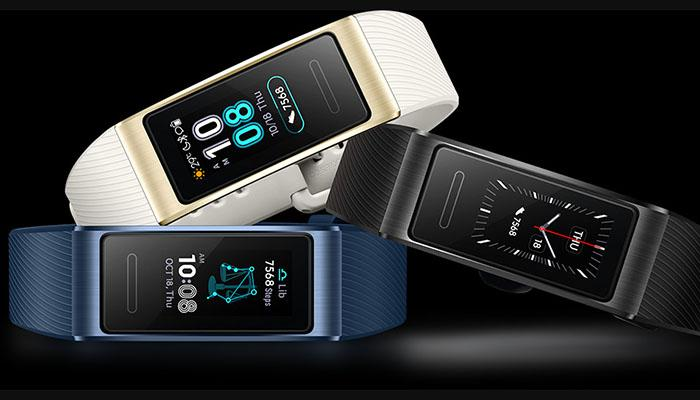 Huawei band 3 and Huawei band 3 Pro released: support precise heart