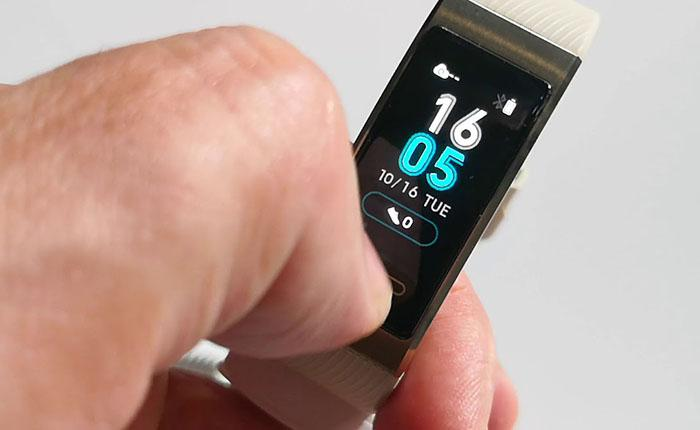 Huawei band 3 Pro review: a sports-oriented smart band comes