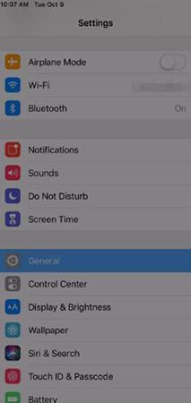 How to perform a factory reset on your iPad? | GearBest Blog