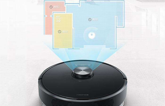 Roborock T6: a new and improved robot vacuum cleaner based on