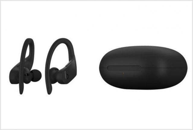 998776eea0b Apple Powerbeats Pro will be released in April: a cool AirPods-like ...