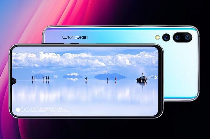 Image result for umidigi a5 pro screen