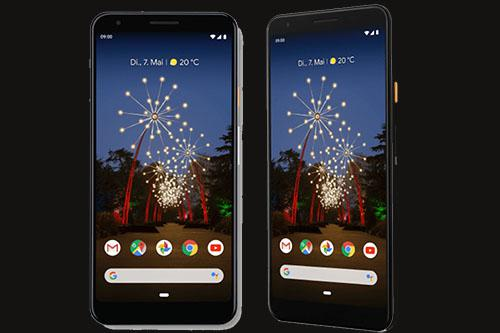 Google Pixel 3a and Pixel 3a XL VS Pixel 3:the differences