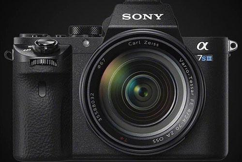 Latest news Sony A7S III or released before October