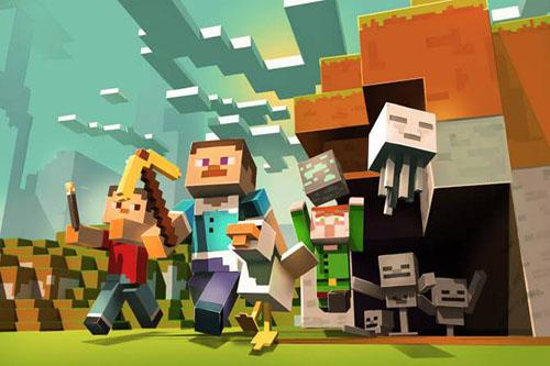 Minecraft will have a game similar to Pokémon Go | GearBest Blog
