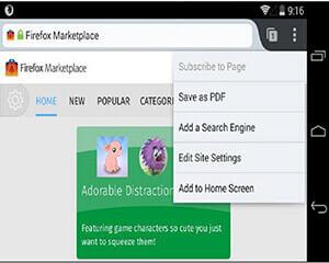 Add website shortcuts to ANY smart device home screen