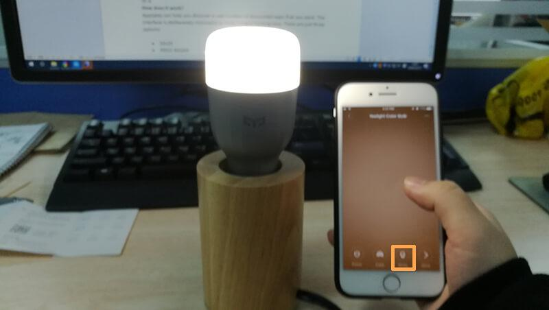 Fixing Xiaomi Yeelight RGBW bulb connection issues