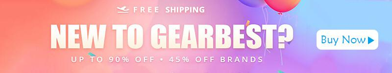 Gearbest New to GearBest Zone